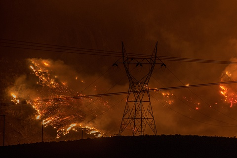 Can Solar Power Save California from Wildfire Threats and Blackouts?