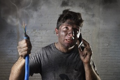 DIY Electrical Work: Just Don't