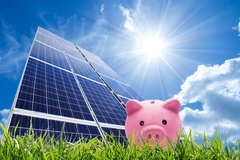 Does switching to solar power really save money in the long run?