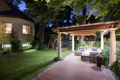 Give your landscaping lights a makeover