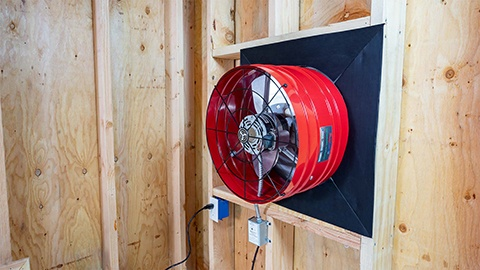 AFG PRO Attic Fan from QuietCool and Got Watts Electric