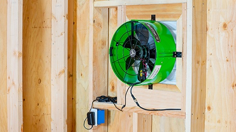 Solar Attic Fans from QuietCool and Got Watts Electric