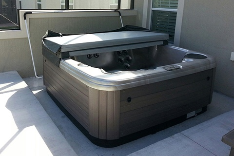 Hot Tub Electric